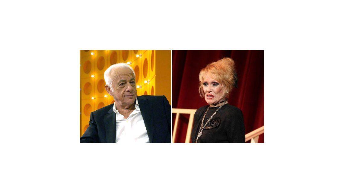 Gerardo Sofovich contra Norma Pons: No se aprendía la letra de los monólogos