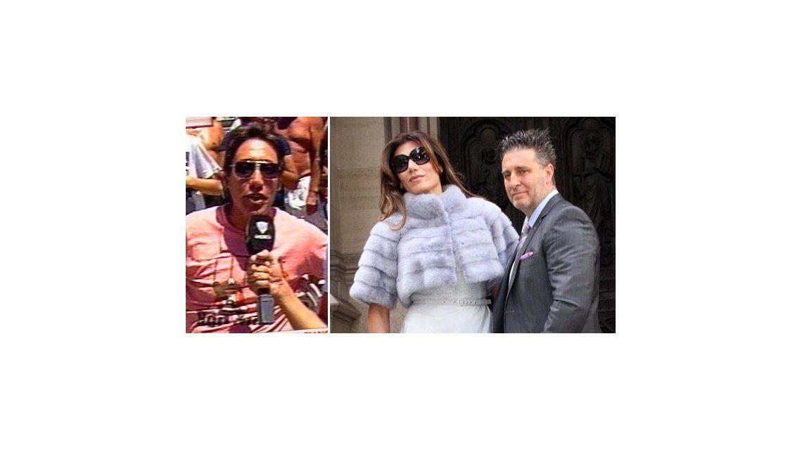 Gianola vs el marido de Florencia de la V: El tema está en manos de abogados
