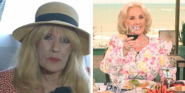Norma Pons: Si Mirtha me sigue ninguneando, no va a ir al cielo