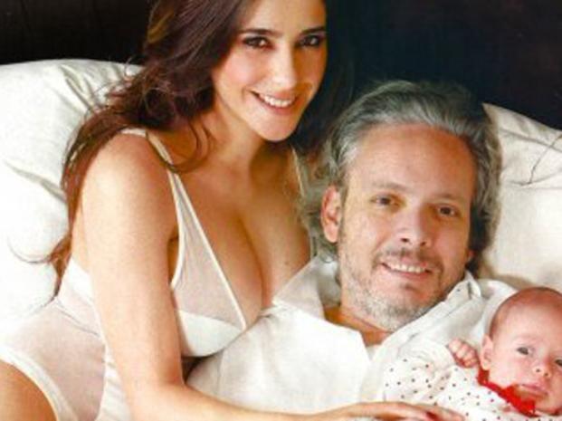 Dicen que Victoria Vannucci estaría embaraza de su segundo hijo