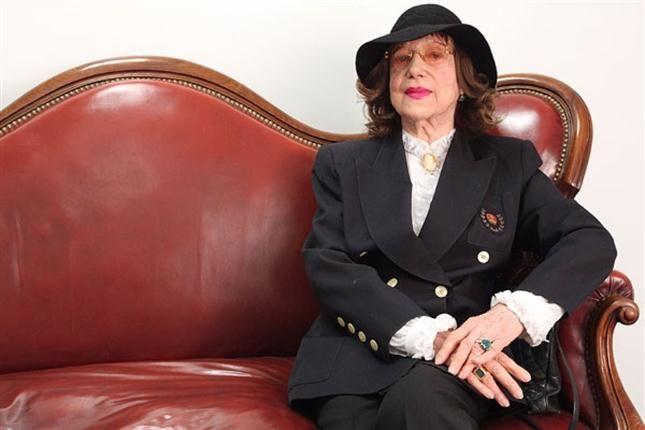 Murió la condesa de Chikoff, pionera de los buenos modales en televisión