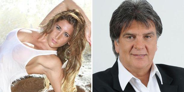 Paleo se da vuelta y dice que ella es la del video porno del que habla Luis Ventura