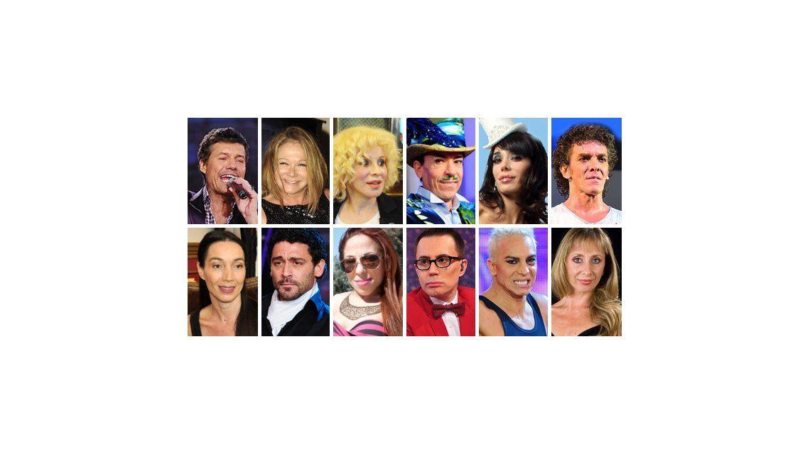 El borrador del Bailando 2014: nombres para el jurado y los participantes