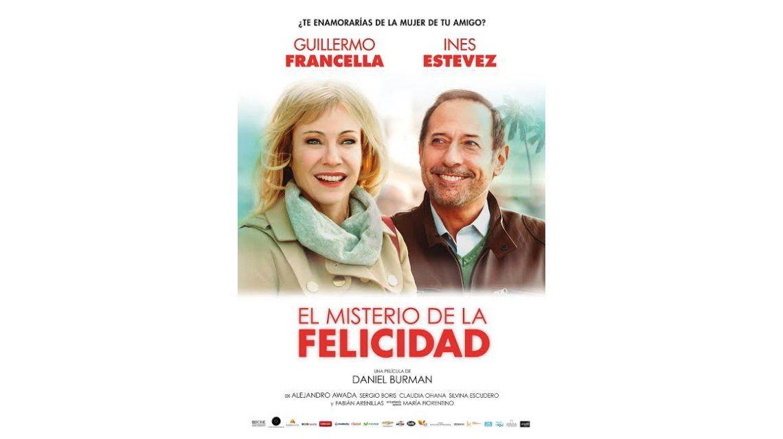 Primer estreno nacional del año: Guillermo Francella y la vuelta de Inés Estévez
