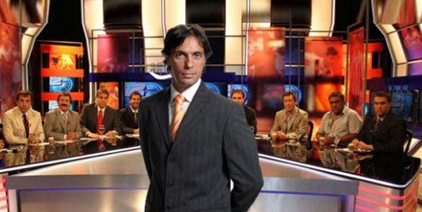 Gustavo López será el nuevo conductor de El Show del fútbol