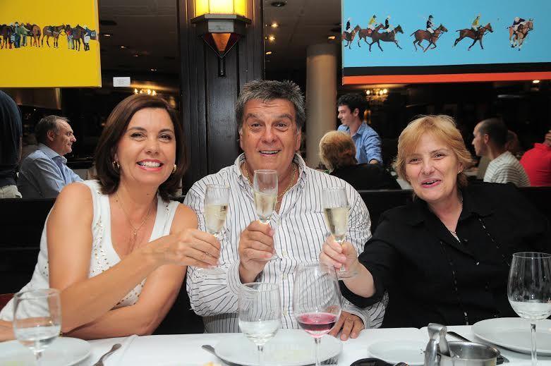 Luis Ventura cerró el 2013 con el festejo de Secretos verdaderos