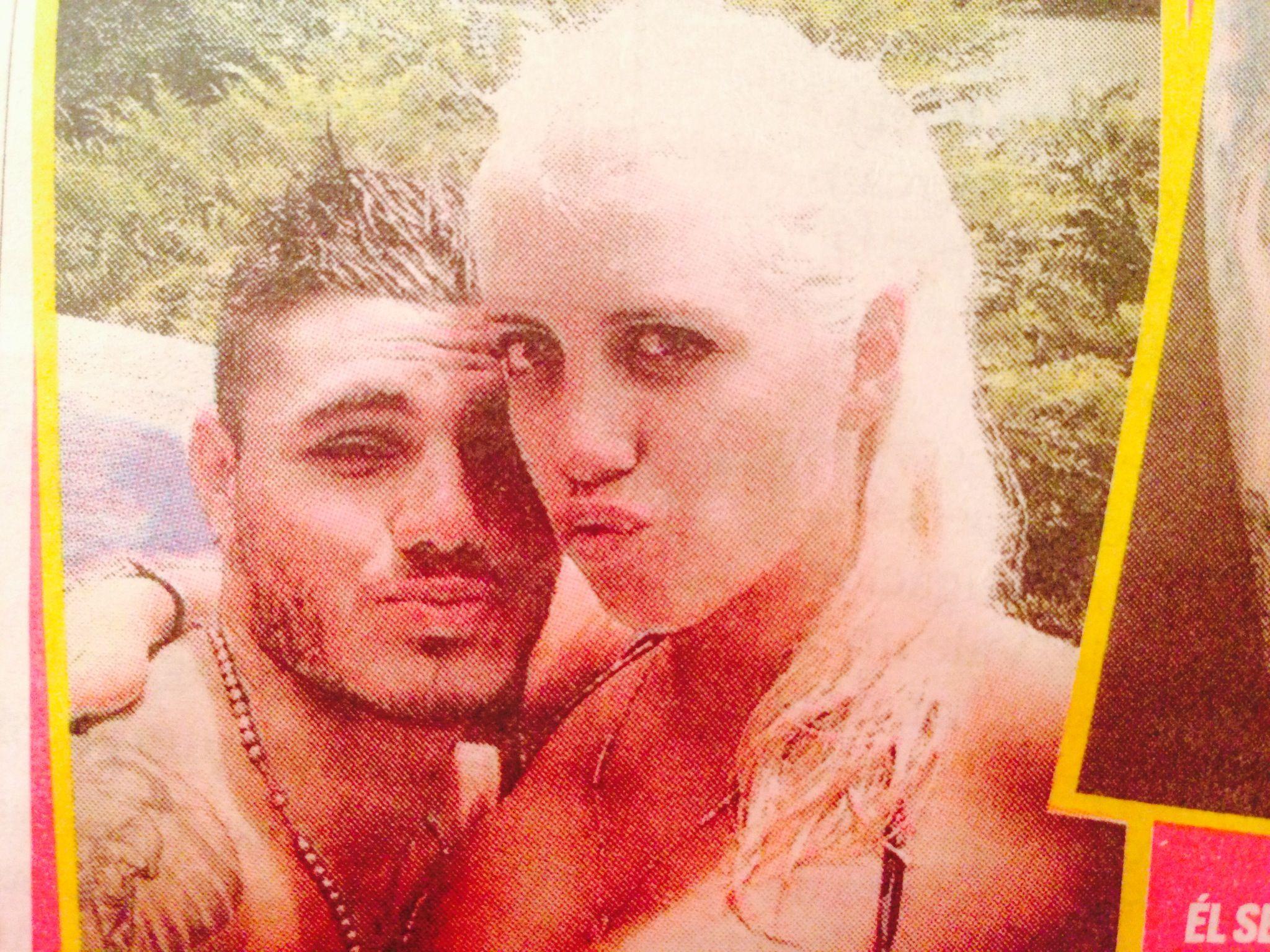 Luna de miel con tatuaje: la imagen que no favorece para nada a Wanda e Icardi