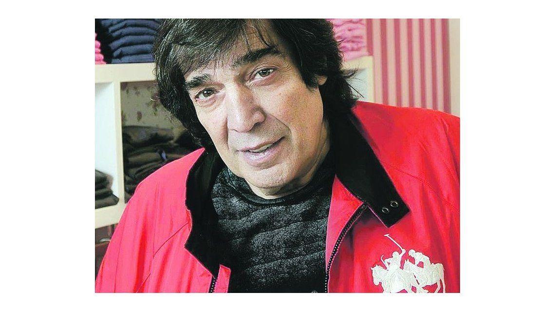 Alfredo Cahe, médico de Cacho Castaña: Se internó para hacerse estudios; no hay peligro