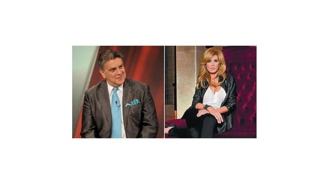 Luis Ventura: Alguien me dijo que tenía una producción porno de Viviana Canosa