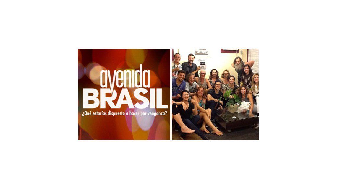 El fenómeno del momento en la tele: Enterate cuándo termina Avenida Brasil