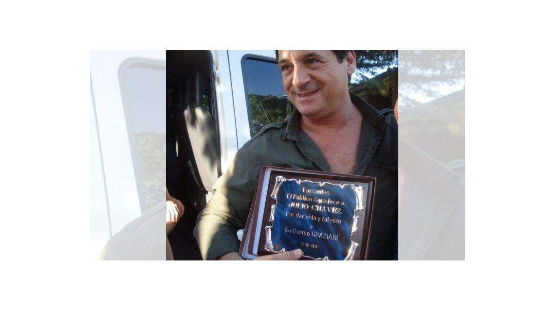 Los premios de las fans de Farsantes para Vicuña y Chávez