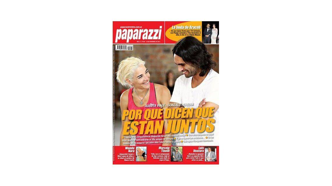 Crecen los rumores de romance entre Juana Viale y Gonzalo Heredia