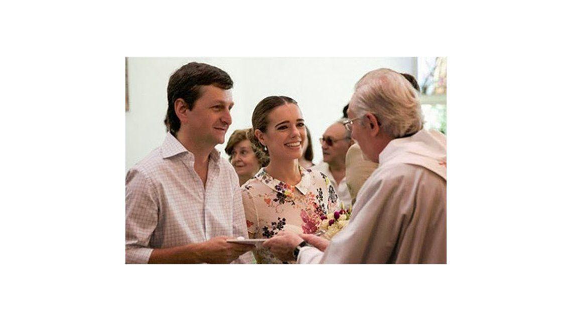 Corazón corazón: el conductor Diego Korol se casó con Romina Ricle