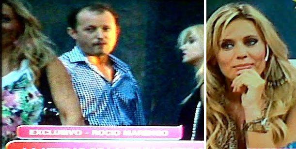 Marengo contó un encuentro con Insaurralde y Rud la echó de su agencia