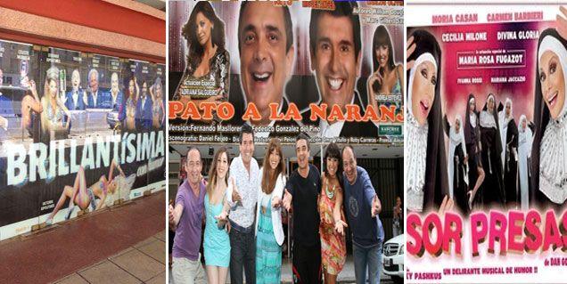 Temporada teatral en Mar del Plata: los primeros datos oficiales