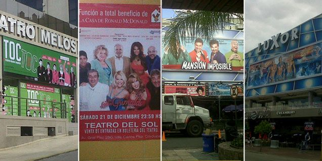 Carlos Paz se prepara para una nueva temporada teatral
