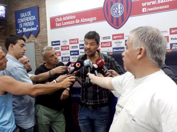 Marcelo Tinelli votó en San Lorenzo: un fin de semana lleno de ansiedad