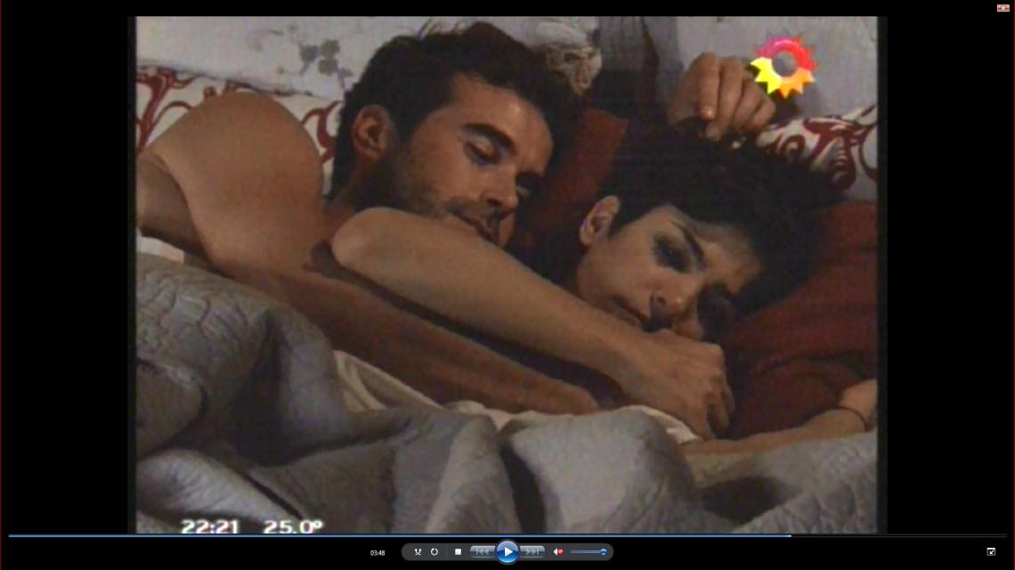 Mis amigos de siempre: la noche de pasión y sexo de Nicolás abré y Agustina Cherri