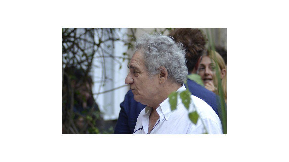 A cinco meses del triple bypass, Hugo Arana volvió a Vecinos en guerra