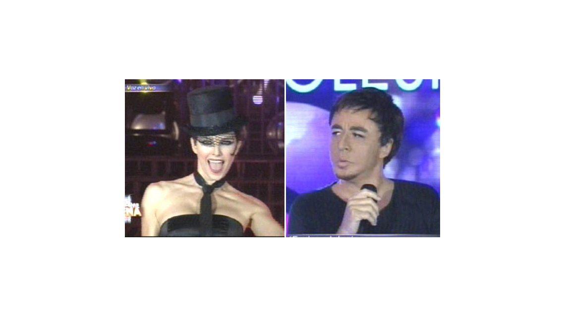 La otra semifinal de Tu cara me suena: las imitaciones y el debut de Sofía Zámolo