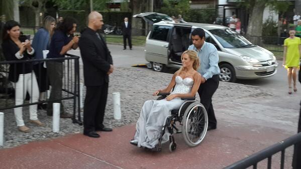 La peor noche de Zaira Nara: se casó Diego Forlán