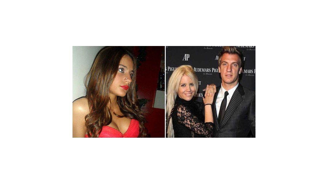 Dicen que Jessica Vella es la amante fiestera de Maxi López: Wanda, furiosa