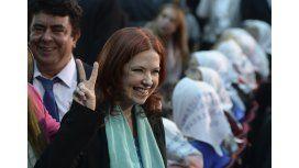30 años de democracia: los actores que fueron al acto en Plaza de Mayo