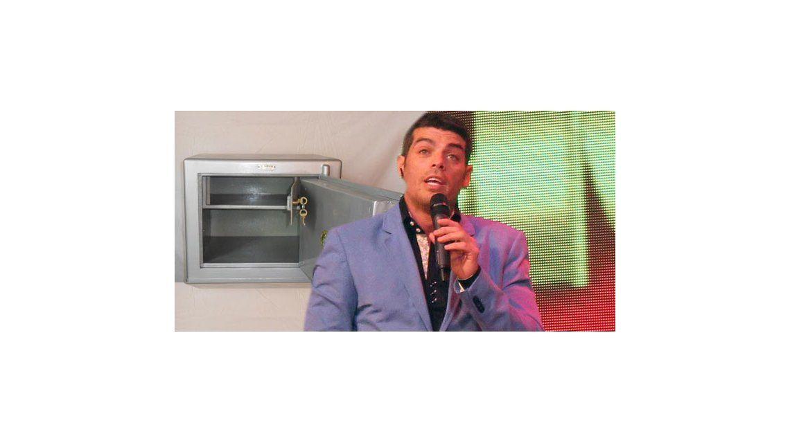 ¿Cuánto le robaron a Cristian U de la caja fuerte de su casa?
