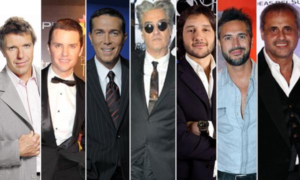 Los conductores más deseados: Fantino, Del Moro, Barilli, Pettinato y Paoloski