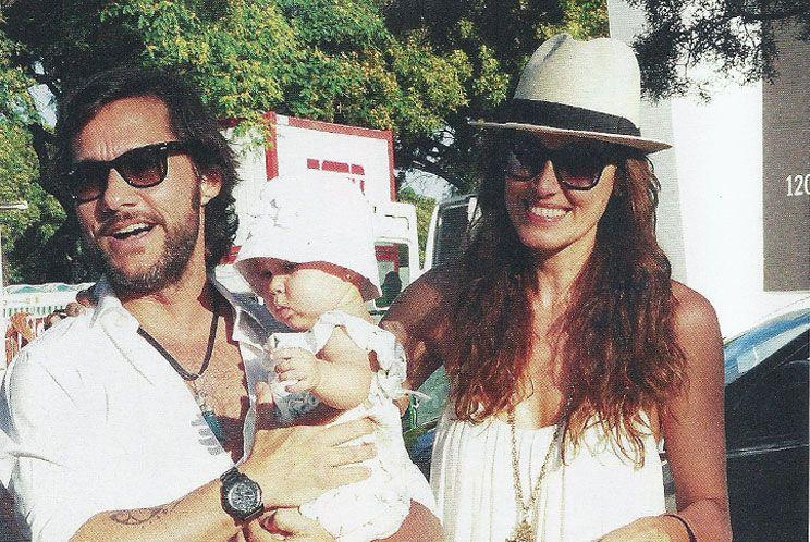 El cumpleaños más tierno: Débora Bello festejó junto a Diego Torres y su hija Nina