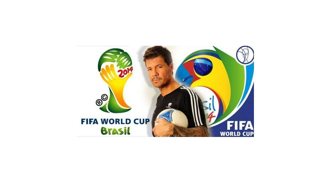 Mundial 2014; La reacción de Tinelli: Cuando salió Bosnia lo grité como un gol