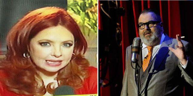 Andrea Del Boca: Lanata cambia sus ideales según donde está; me da pena