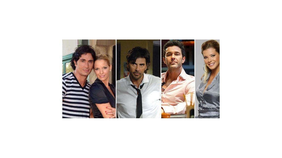 Ruta de amor arranca con Estevanez, Zampini, Darthés, Martínez y la China Suárez