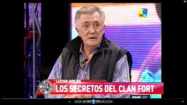 Lucho Avilés defendió a la madre de Fort: Marta siempre estuvo orgullosa de su hijo