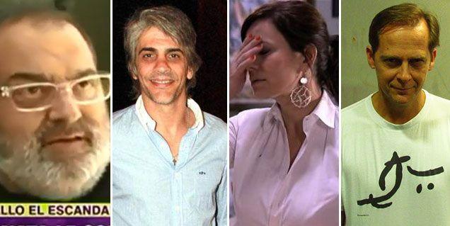 Lanata: Echarri salía con la mujer embarazada de Matías Martin
