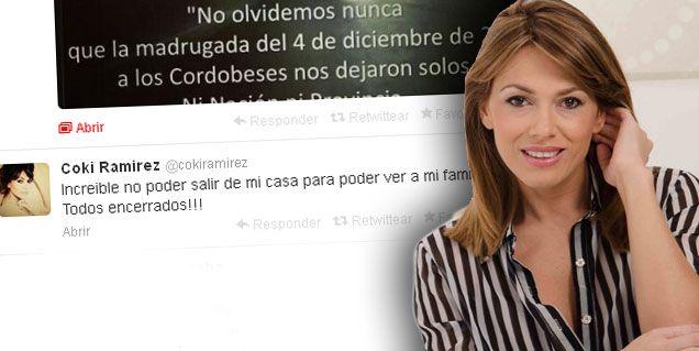 Coki Ramírez y los saqueos en Córdoba: estamos todos encerrados