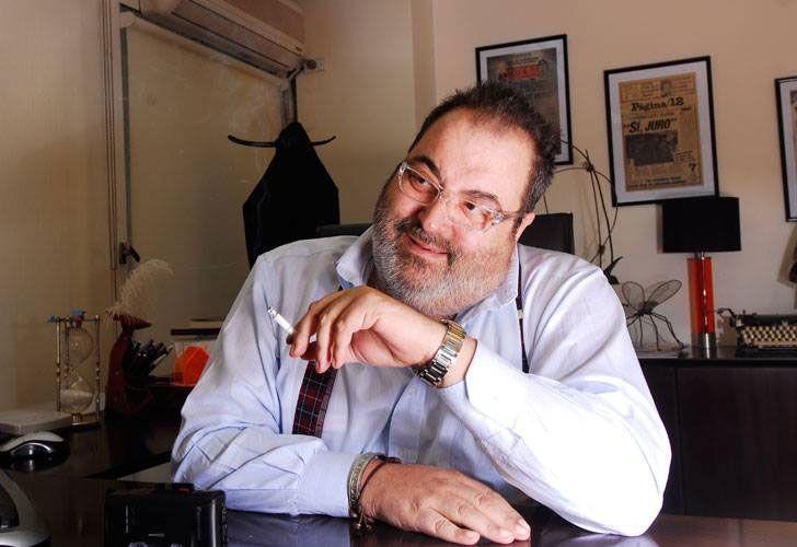Jorge Lanata: Me gustaría tener mejores enemigos de los que tengo