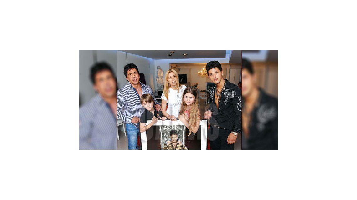 La vida de Felipe y Martita, los hijos de Ricardo Fort, luego de su muerte