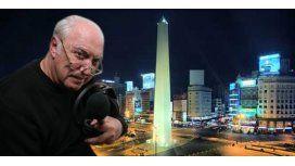 Cacho Fontana será homenajeado en plena calle Corrientes