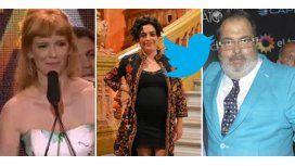 El repudio de Siciliani y otros actores contra Lanata por maltratar a Barrientos