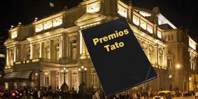 El libro negro de los premios Tato: chismes, cruces, peleas y secretos de la noche