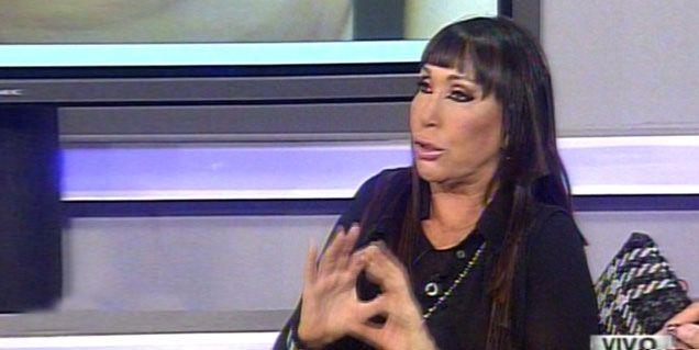 Moria: En marzo voy a Paraguay, me importa tres pitos que me dejen presa