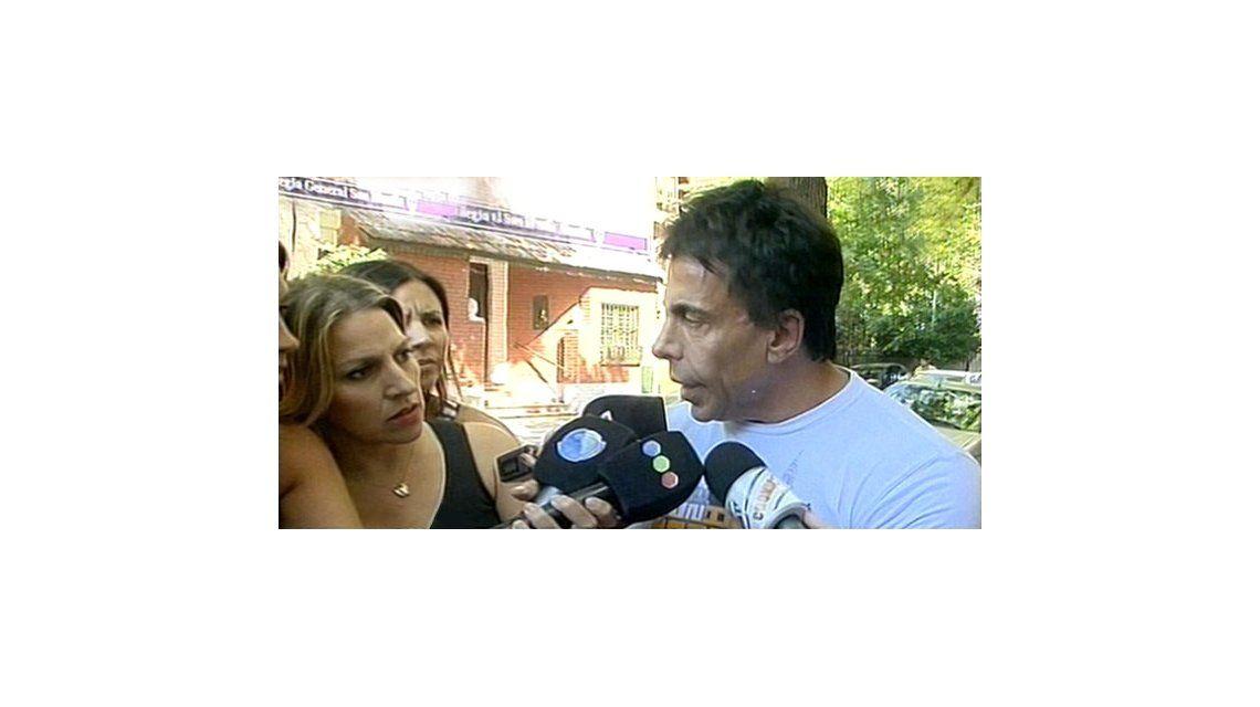 Gustavo Martínez: Esto no fue un intento de secuestro, fue al voleo