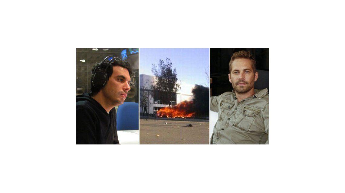La tragedia de Paul Walker, contada desde EEUU por Ronen Szwarc