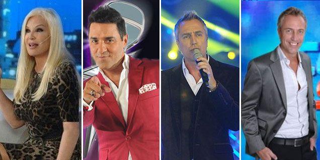 Premios TATO 2013: ¿Quién creés que ganará como mejor big show?