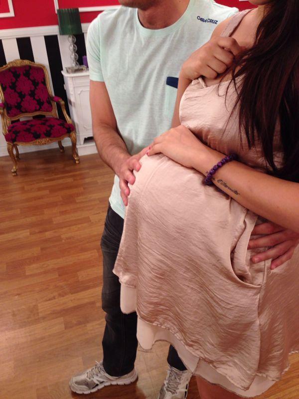 Barbie Vélez, embarazada del hermano de Jimena Barón: la reacción de Nazarena