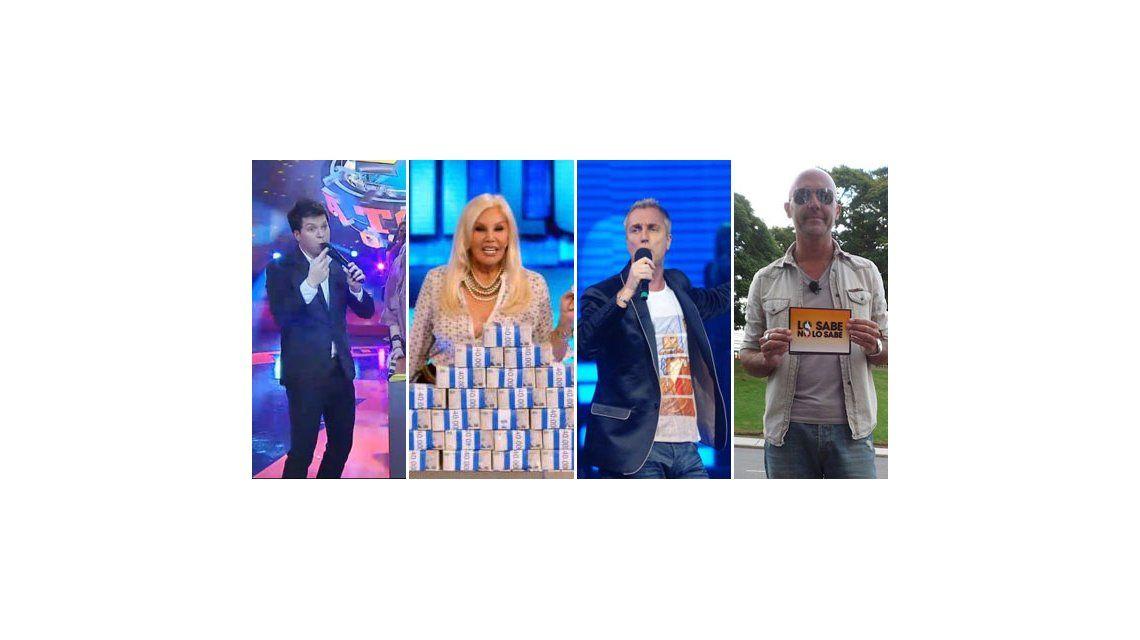 Premios TATO 2013: ¿Quién ganará como mejor programa de entretenimientos?