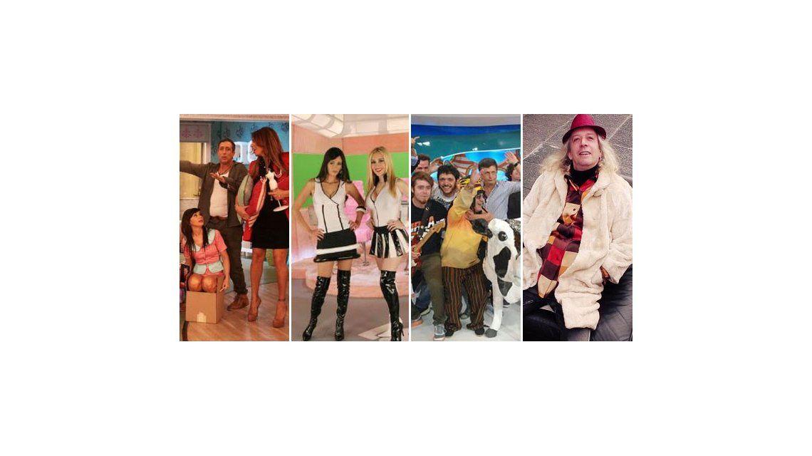 Premios TATO 2013: ¿Quién creés que ganará como mejor programa de humor?
