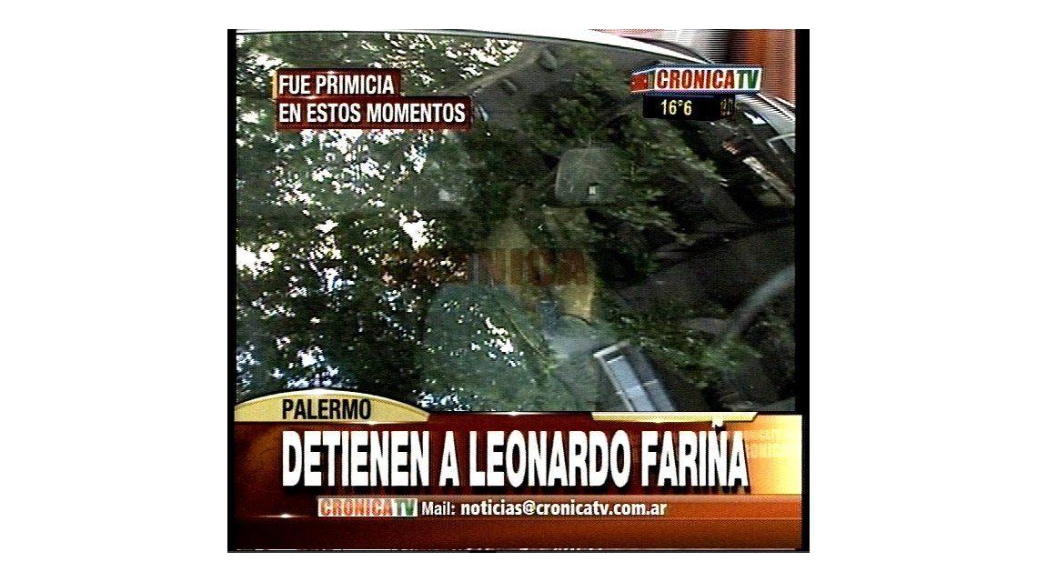 Así detuvieron a Leo Fariña