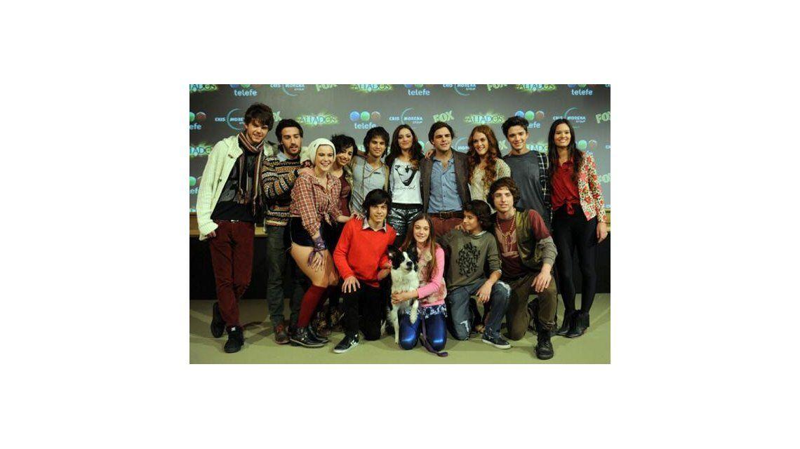 Cris Morena presenta Aliados, el musical